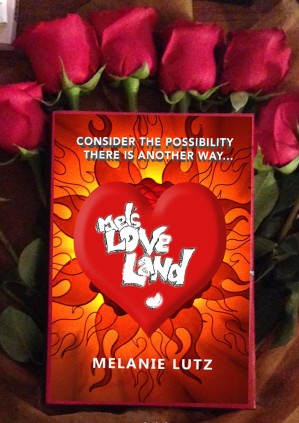 Roses Book Mel's Love Land Front Cover-Recovered