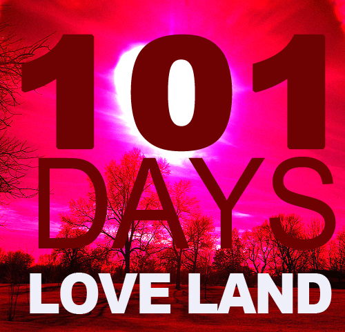 101 DAYS LOVE LAND - Melanie Lutz