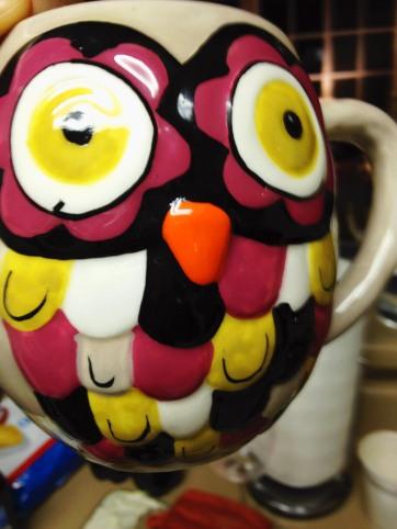 Owly Mug #lloveland101