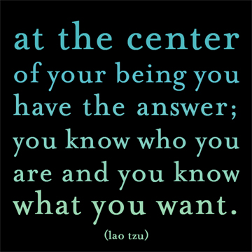 own what you know