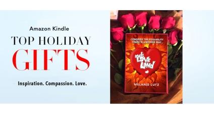 Melanie Lutz Amazon Kindle Mel's Love Land Top Holiday Gift