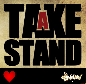 love land take a stand