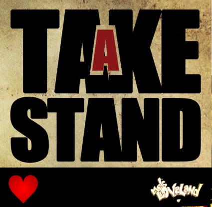 love land take a stand