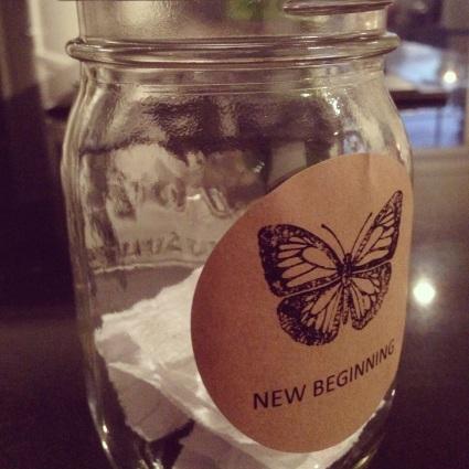 New Beginning Melanie Lutz