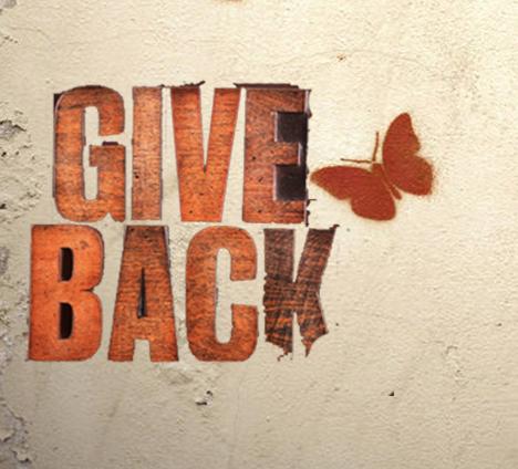 give back Mels Love Land