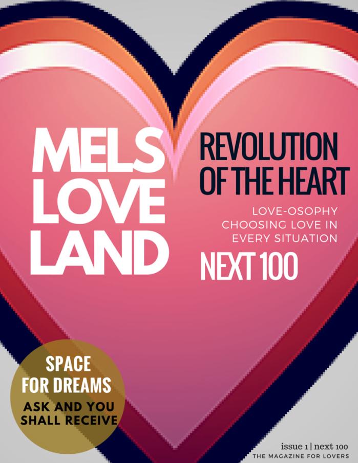 MELS LOVE LAND #MiniMag Issue 1 | NEXT100