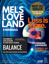 1-Mels Love Land Issue 6 | Balance-Melanie Lutz