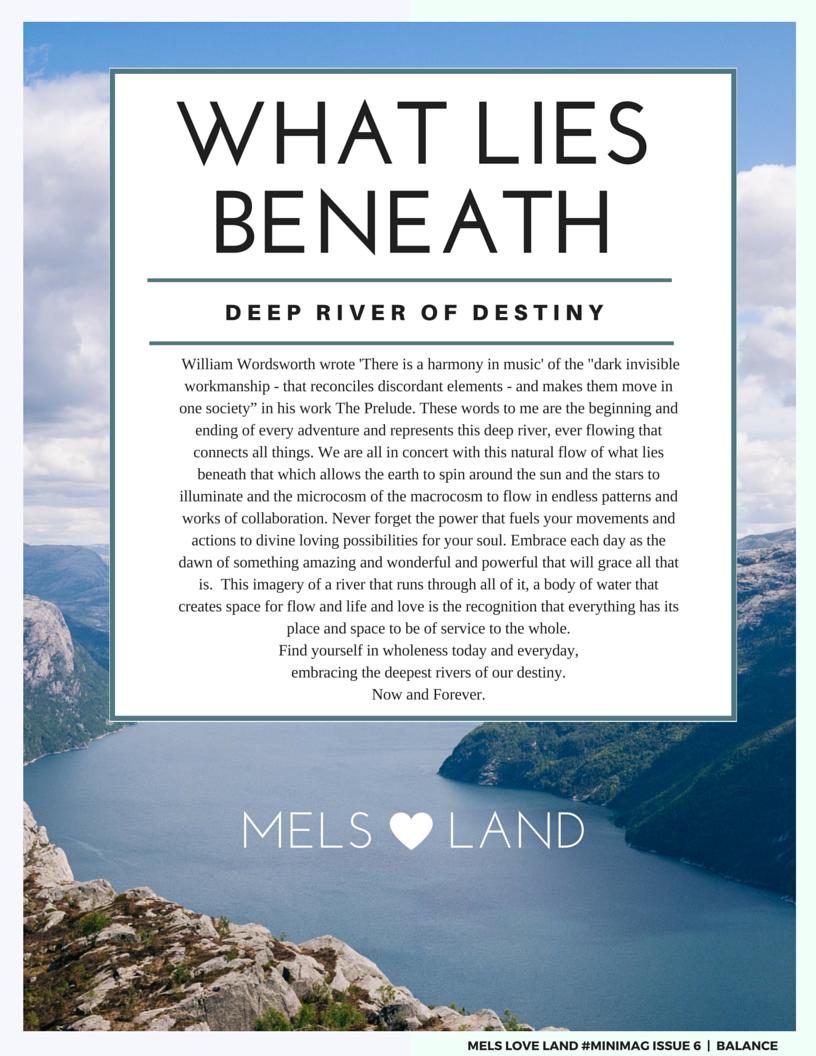 10-Mels Love Land Issue 6 | Balance-Melanie Lutz