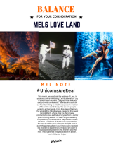 2-Mels Love Land Issue 6 | Balance-Melanie Lutz