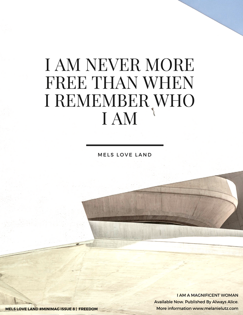 3 MELS LOVE LAND ISSUE 8 | FREEDOM
