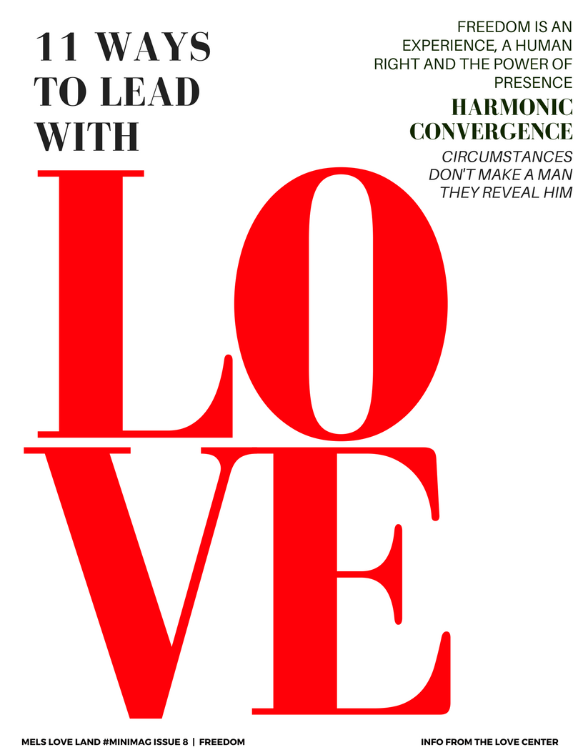 4 MELS LOVE LAND ISSUE 8 | FREEDOM