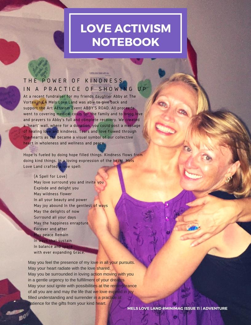 13 Mels Love Land #MiniMag Issue 11 | Adventure Melanie Lutz