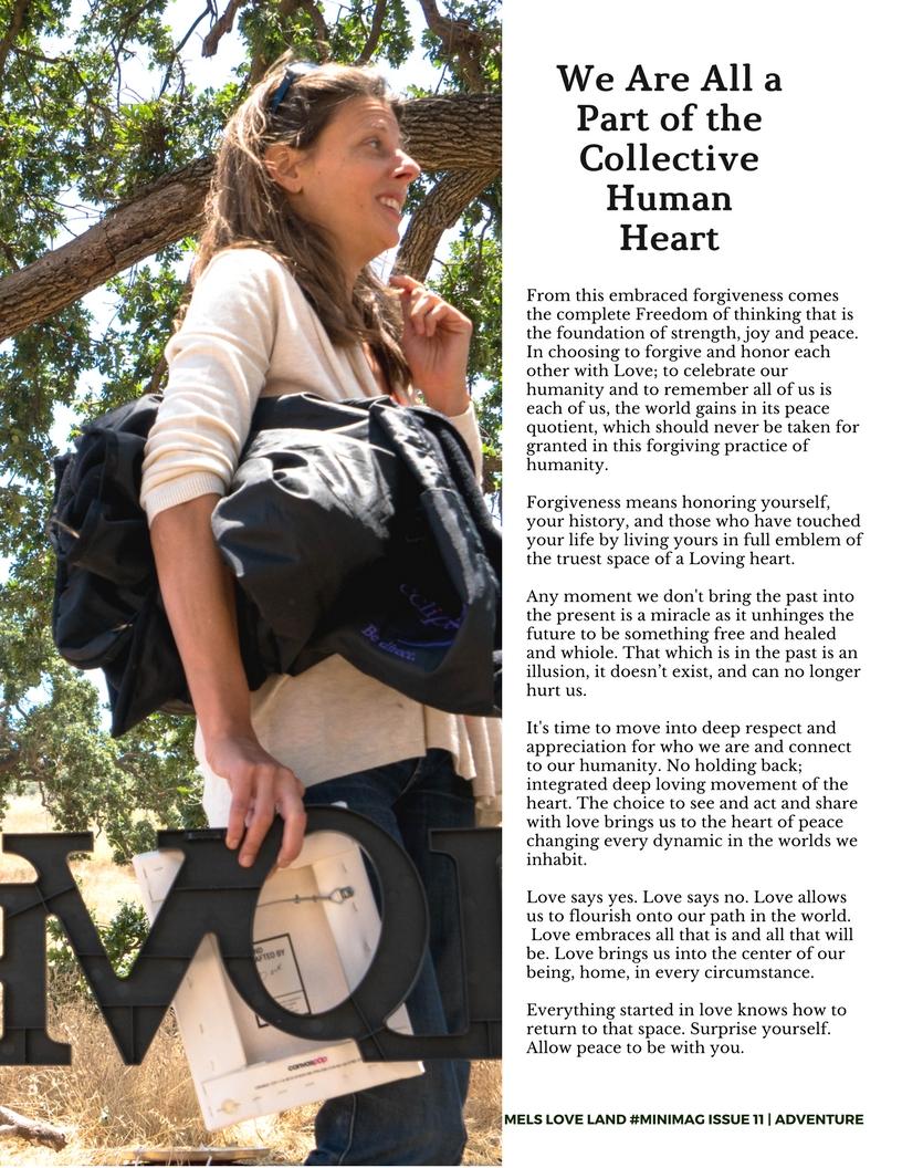 16 Mels Love Land #MiniMag Issue 11 | Adventure Melanie Lutz