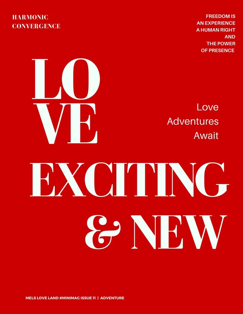 17 Mels Love Land #MiniMag Issue 11 | Adventure Melanie Lutz