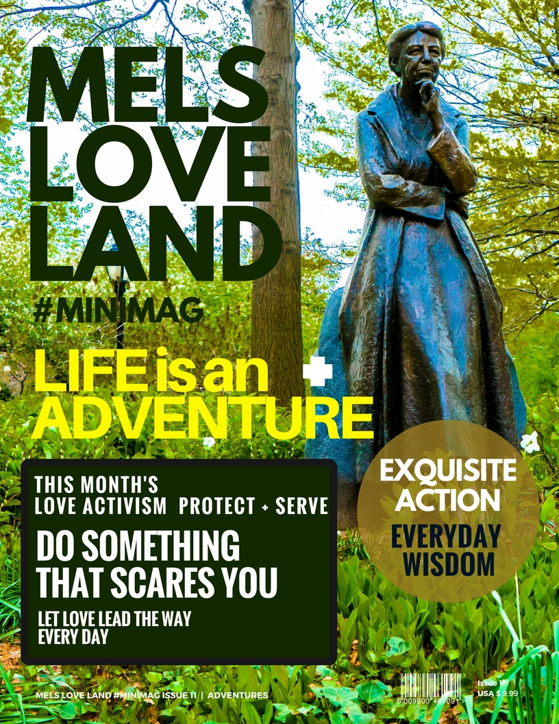 2 Mels Love Land #MiniMag Issue 11 | Adventure Melanie Lutz