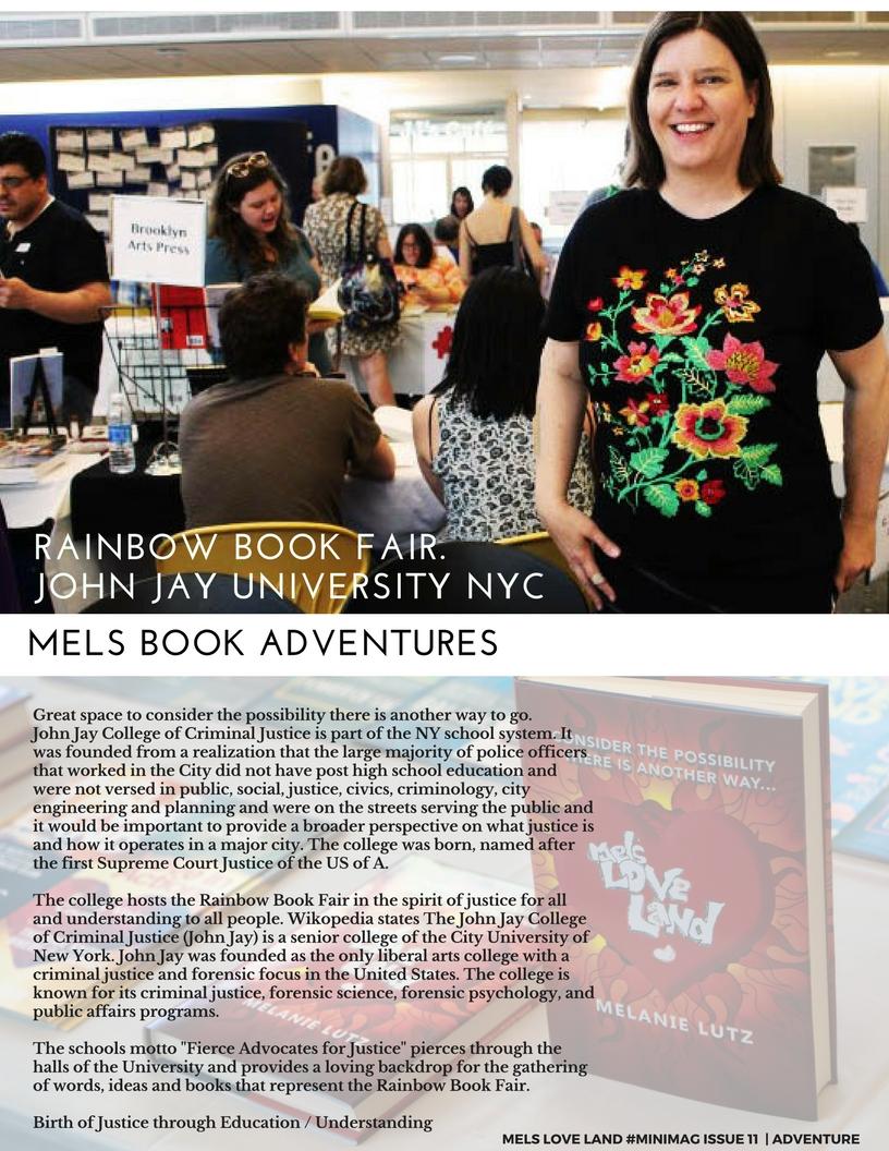 20 Mels Love Land #MiniMag Issue 11 | Adventure Melanie Lutz