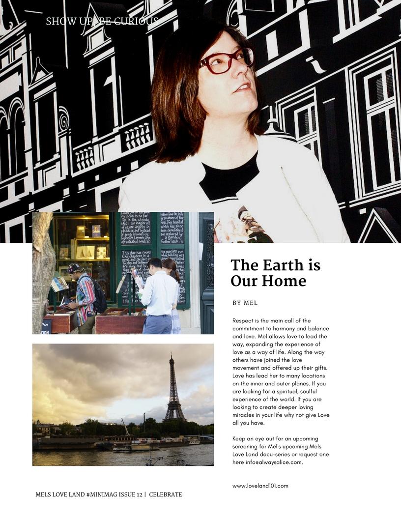 10 Mels Love Land MiniMag Issue 12 | Celebration