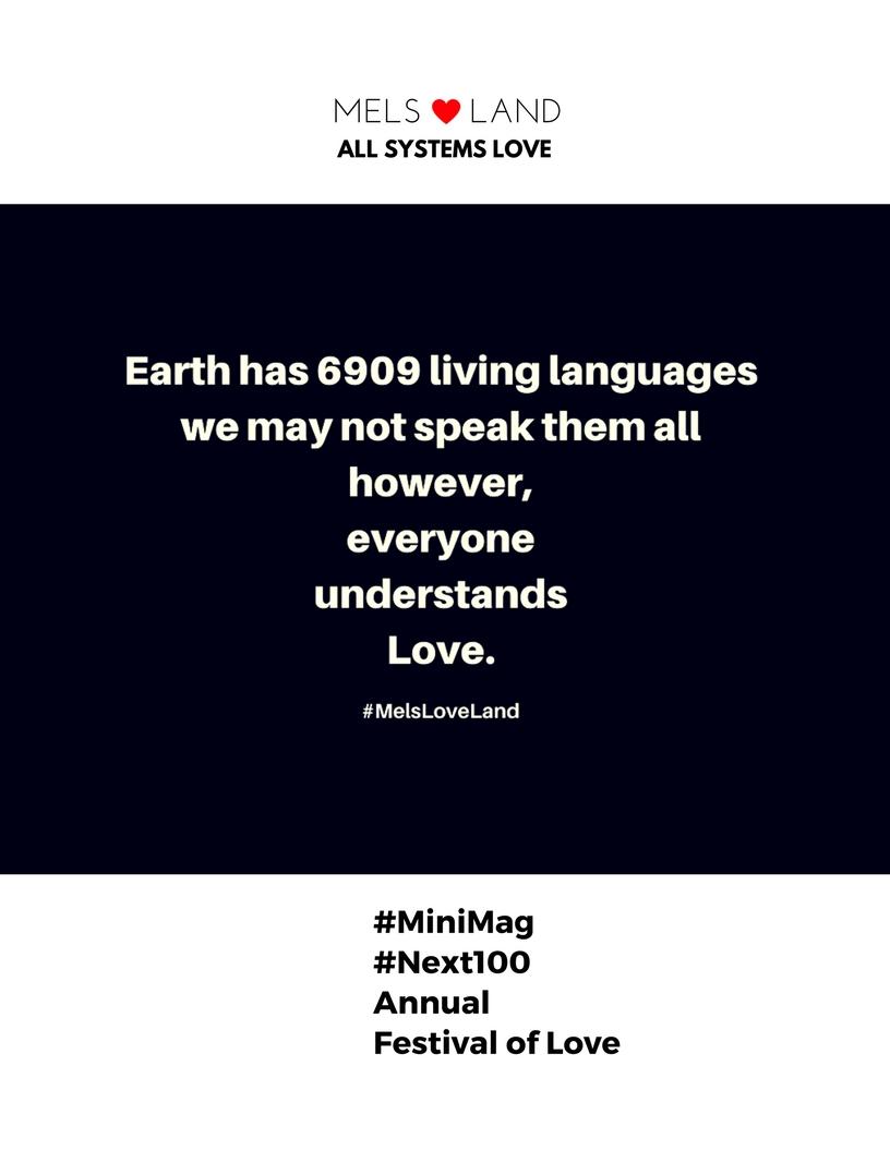 15 Mels Love Land MiniMag Issue 12 | Celebration