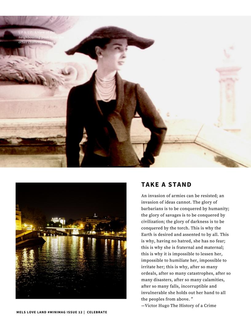 17 Mels Love Land MiniMag Issue 12 | Celebration