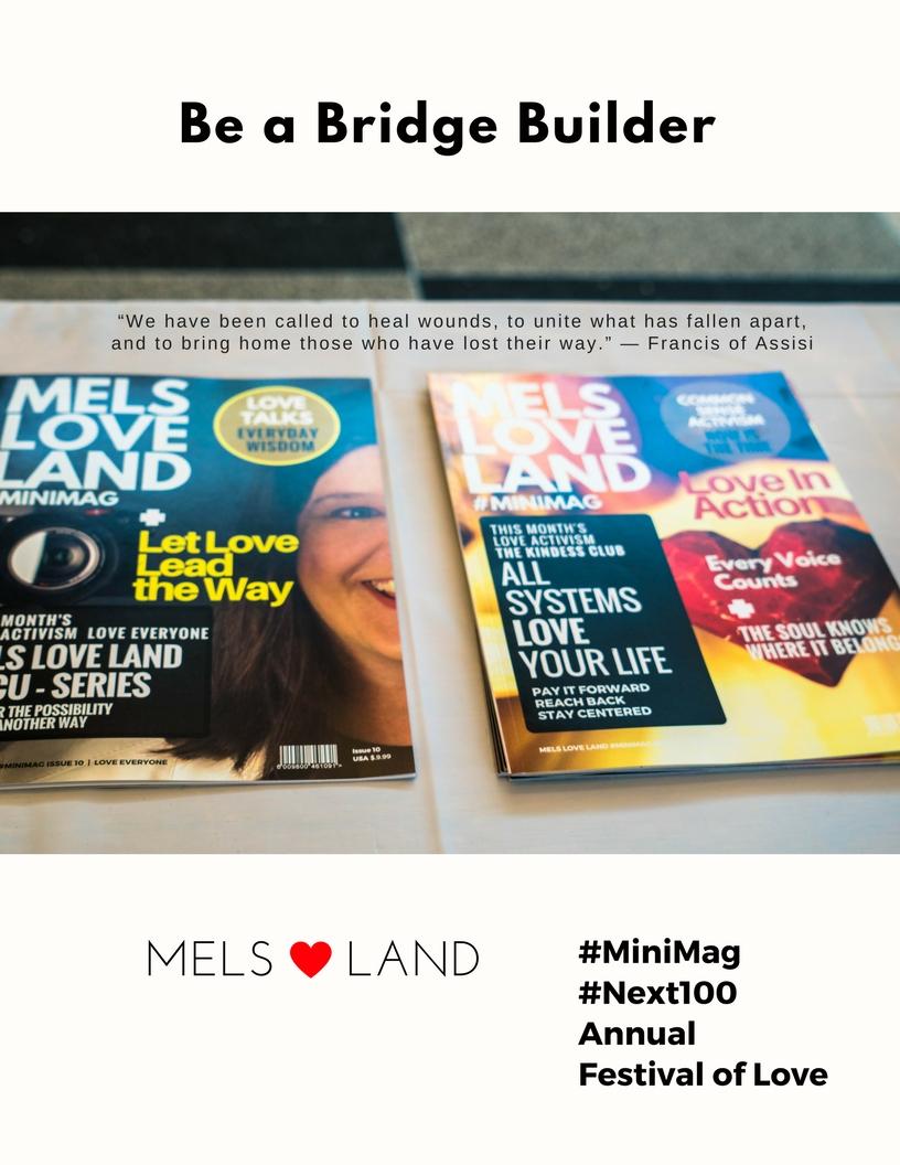 22 Mels Love Land MiniMag Issue 12 | Celebration
