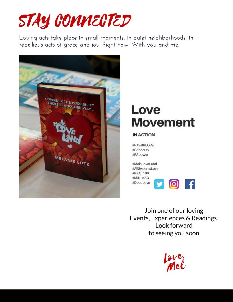 24 Mels Love Land MiniMag Issue 12 | Celebration