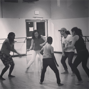 Shamell Bell dance class Love Activism All Systems Love
