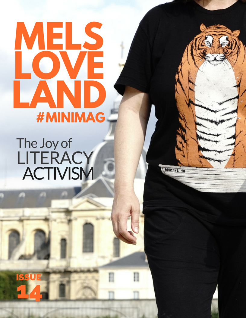 1 Mels Love Land All Systems Love Issue 14 Literacy